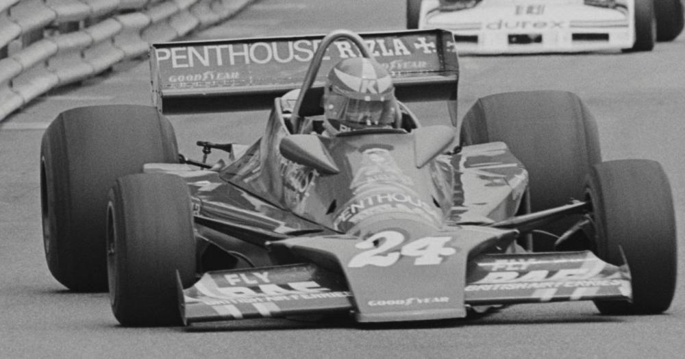 1977 Hesketh 308E - Rupert Keegan (Monaco) 2.jpg