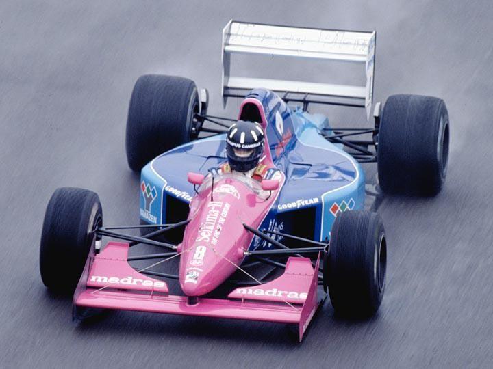 1992 #8 Damon Hill Brabham BT60B Britain.jpg