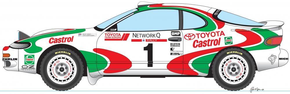 93 Toyota Celica GT Four-Castrol.jpg