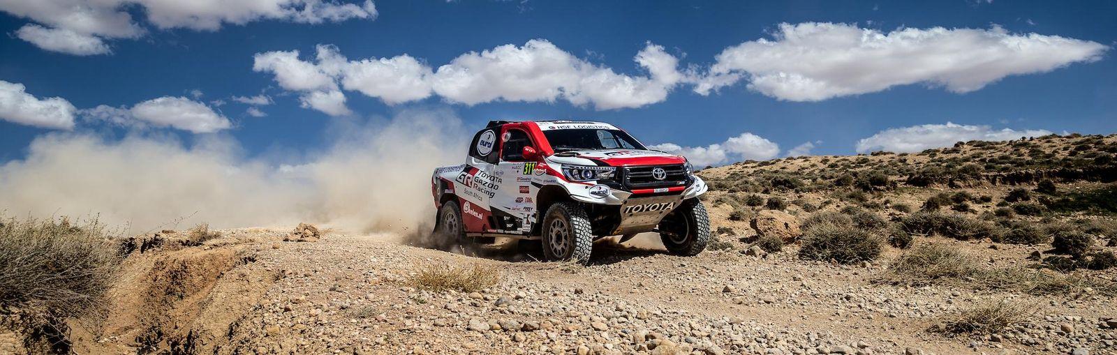Rally: Dakar